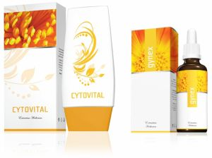 ENERGY Gynex 30 ml + Cytovital krém 50 ml